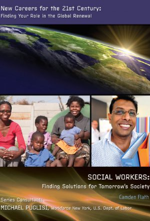 Social Workers: Finding Solutions for Tomorrows Society
