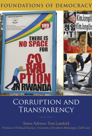 Corruption and Transparency