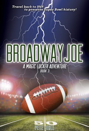 The Magic Locker: Broadway Joe