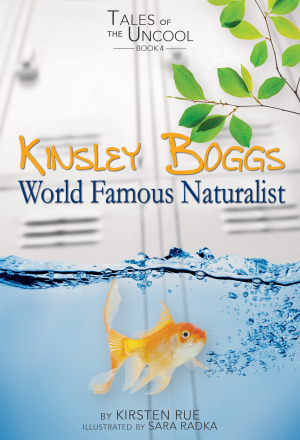 Kinsley Boggs World Famous Naturalist