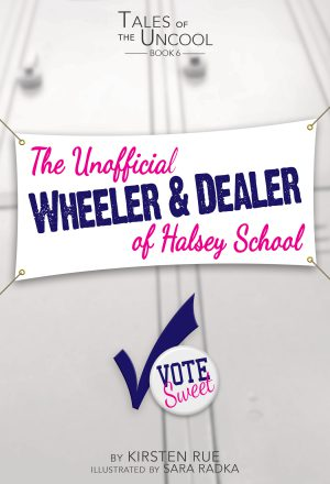 Tales of the Uncool: The Unofficial Wheeler & Dealer of Halsey School