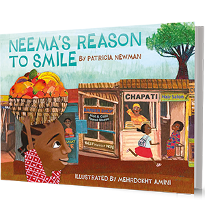 NEEMA's Reason to Smile a book about female empowerment by Lightswitch Learning