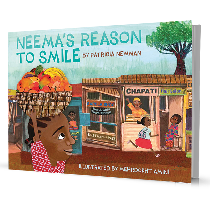 Sibert-Honored Author's New Picture Book Shares The Power of Female Entrepreneurship and Education