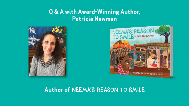 Interview with Author Patricia Newman and Educator Donna Rosenblum