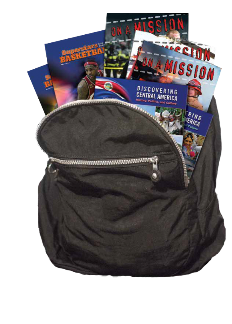 K-12 Backpack Book Sets